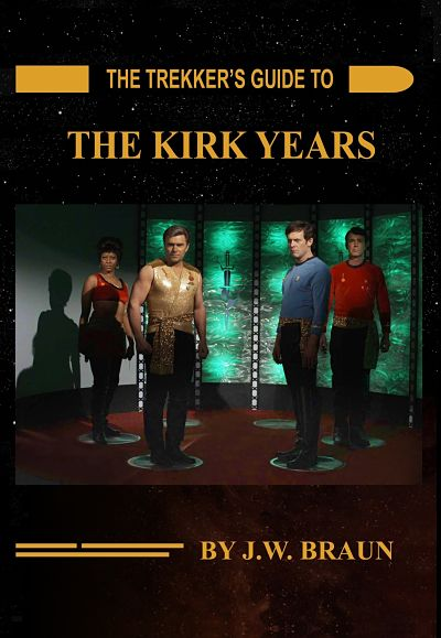 Star Trek Book Cover